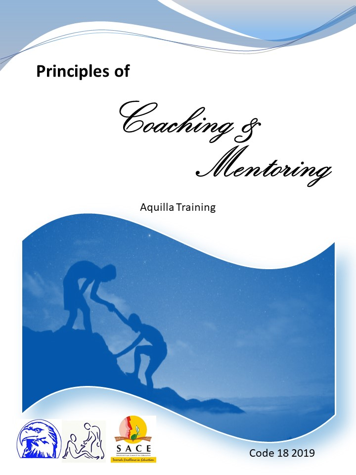 18 2019 Principles of coaching and mentoring