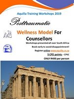 Posttraumatic Wellness Model for Counsellors