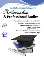 Professionalism and Professional Bodies