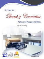 Roles and Responsibilities When Serving on Boards & Committees