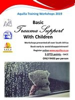 Basic Trauma Support Working with Children